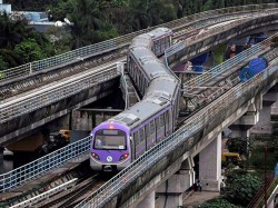 Kolkata Metro Railway Corporation Announces Fare East West Metro Kolkata