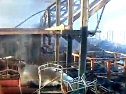 Five Employee Plastic Industry Still Missing After 24 Hour Devastating Fire At Ghola