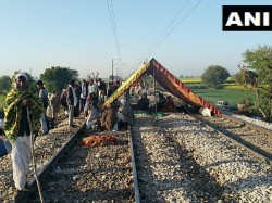 Gujjar Agitation Rajasthan Reservation Has Affected West Central Railway Route