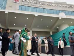 Hospitals Paint Red Cross Kashmir Valley