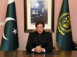 Pak Pm Imran Khan Asks Armed Forces Citizens Remain Prepared