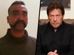 Pakistan Release Wing Commander Abhinandan Tomorrow