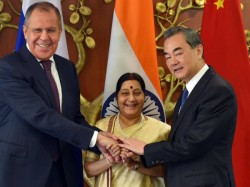 India China Russia Reaffirms Strong Opposition Terrorism