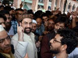 Terror Funding Case Nia Carries Raids On Separatists Kashmir