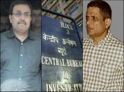 Cbi Officials Start Investigation Rajeev Kumar Kunal Ghosh Sit Fact To Face