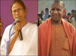Yogi Adityanath Criticizes Mamata Banerjee S Dharna As Cm