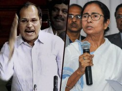 Adhir Chowdhury Comments On Mamata Banerjees Dharna Schedule Of Delhi