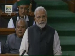 No Logic On Unemployment Controversy Claims Pm Modi On Parliament Scheme