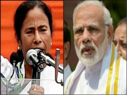 Mamata Banerjee Attacks Narendra Modi On Akhilesh Yadav Issue