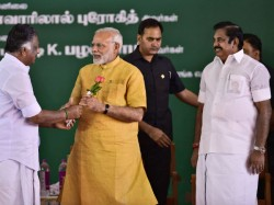 Bjp Dmdk Pmk Aiadmk Talks Form Alliance Tamil Nadu Lok Sabha Elections
