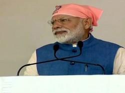 Pm Narendra Modi Unveils Electric Locomotive Varanasi