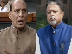 Mukul Roy Appeals Security Rajnath Singh After Mla Murder Nadia