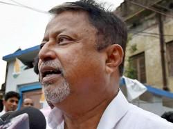 Mukul Roy Said He Will Go Cbi 100 Times On Saradha Investigation
