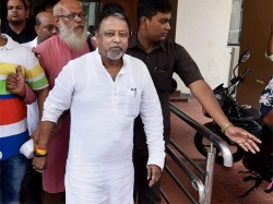 Bjp Leader Mukul Roy Appealed Bail Calcutta Hc On Tmc Mla Mla Murder Case