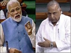 What Narendra Modi Says After Mulayam Singh Yadav Wish Him 2 Nd Term As Pm