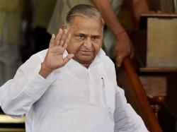 Mulayam Singh Yadav Backs Modi As Prime Minister Loksabha
