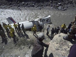 Helicopter Carrying Nepal S Civil Aviation Minister Crashes