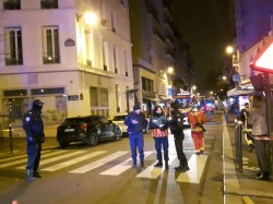 People Are Dead 28 Injured A Blaze A Paris