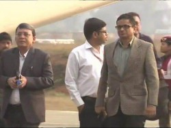 Rajeev Kumar Has Reached Shillong Face The Interrogation