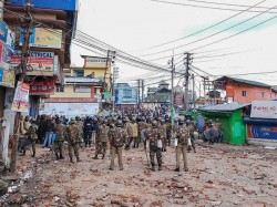 Shillong Is Under Unprecedented Security Over Rajeev Interrogation