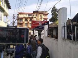 Cbi Starts Interrogation Rajeev Kumar Shillong