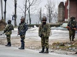 An Army Major Is Killed A Ied Blast Rajouri