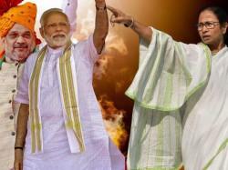 Modi Amit Shah Are Doing Politics On Pulwama Says Mamata Banerjee