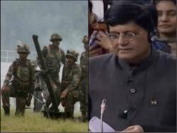Modi Government Allocates Huge Margin The Defense Sector Interim Budget