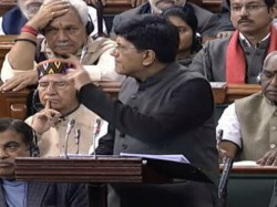 We Brought Down Inflation Drastically Says Fm Piyush Goyal On Budget Speech
