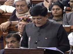 Budget 2019 Govt Increased Allocation Rs 750 Crore Protection Of Cows Says Fm Piyush Goyal