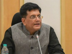 No Financial Emergency Modi Government Stabilize The Economy Claims Piyush Goyal