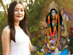 Tollygunge Actress Promita Said About His Saraswati Puja Days From Her Childhood