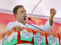 Rahul Gandhi Orders Finalize The Candidates Name Lok Sabha