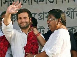 Rahul Gandhi Clears That No Alliance With Tmc Bengal Lok Sabha Election