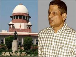 Sc Asks Cbi File Affidavit On Rajeev Kumar On Saradha Chit Fund Scam