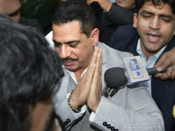 Priyanka S Husband Robert Vadra Again Faces Ed Land Scam Bekaner Of Rajsthan