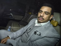 Robert Vadra Appears Before Ed Third Time Money Laundering Case Probe