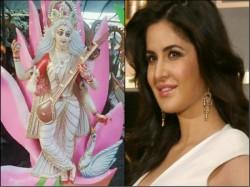 Katrina Sakshi Wes Invited At Anurag Basus Saraswati Puja