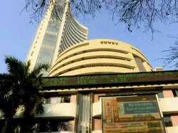 Sensex Touches 37000 Points Nifty Above 11 000 Points