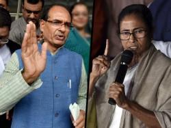 Ex Cm Madhya Pradesh Shivraj Singh Chouhan Attacks Mamata Banerjee