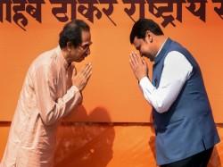 Bjp Shiv Sena Finalised Seat Sharing Deal Maharashtra Lok Sabha Elections