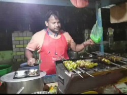Say Pakistan Murdabad At This Food Stall Get Rs 10 Off On Chicken Leg Piece