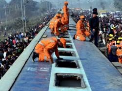 Seemanchal Express Accident Survivors Recount Horror Bihar Train Derailment