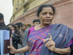 Nirmala Sitharaman Denies Any Interference Pmo Rafale Deal