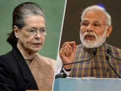 What Is Modi Govt S Governance Philosophy Sonia Gandhi Clears Air