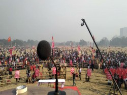Only One Stage Cpim S Brigade On 3rd February