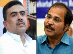 Congress Mla Monoj Chakraborty Criticizes Subhendu Adhikari About Mini Brigade