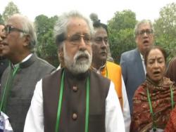 Sudip Banerjee Complains Against Bjp Home Minister Rajnath Singh