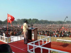 State Secretary Surjokanta Mishra Counters Mamata Banerjee