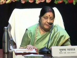Foreign Minister Sushma Swaraj Has Talked Foreign Ministers Over Air Strike